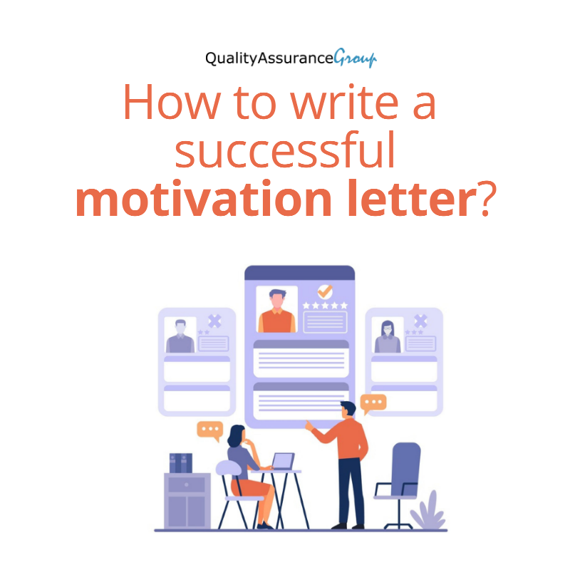 How to write a successful motivation letter?
